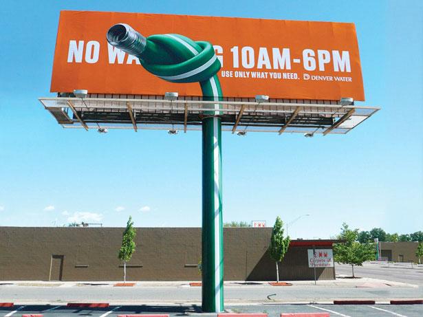 hose 20 Funny Print Ads
