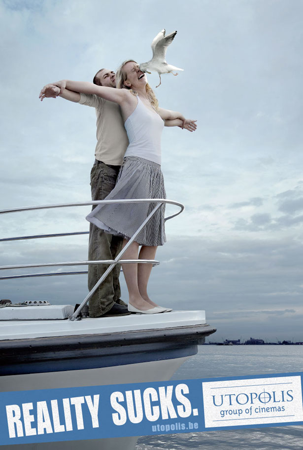 titanic 20 Funny Print Ads