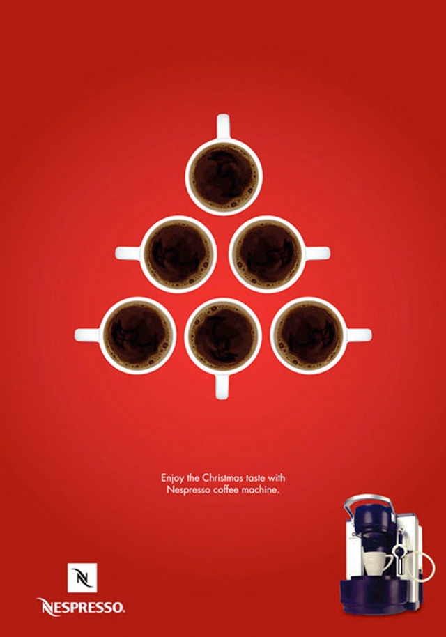 christmasadvertisements17 10 Creative Christmas Ads for Inspiration