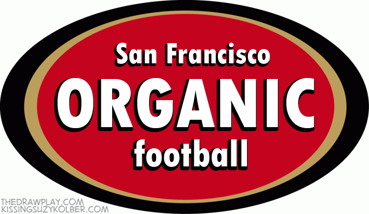49ers What if NFL logos were designed by hipsters?