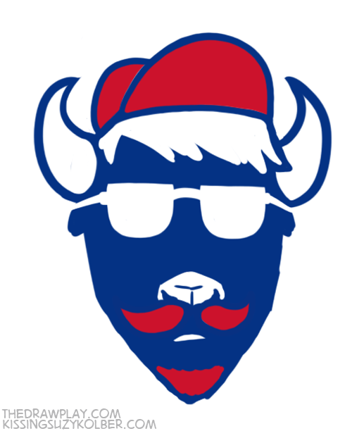 Bills What if NFL logos were designed by hipsters?
