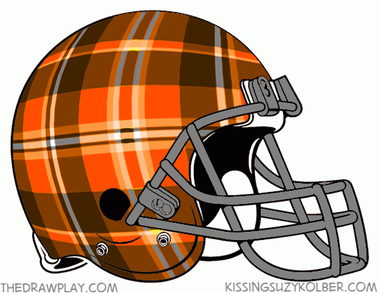 Browns What if NFL logos were designed by hipsters?