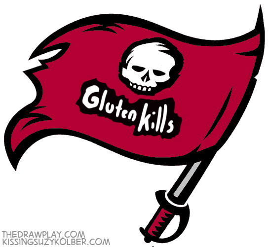 Bucs What if NFL logos were designed by hipsters?