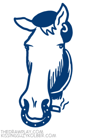 Colts What if NFL logos were designed by hipsters?