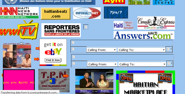 haitiannewsnetwork What not to do: 5 of the ugliest websites in existence