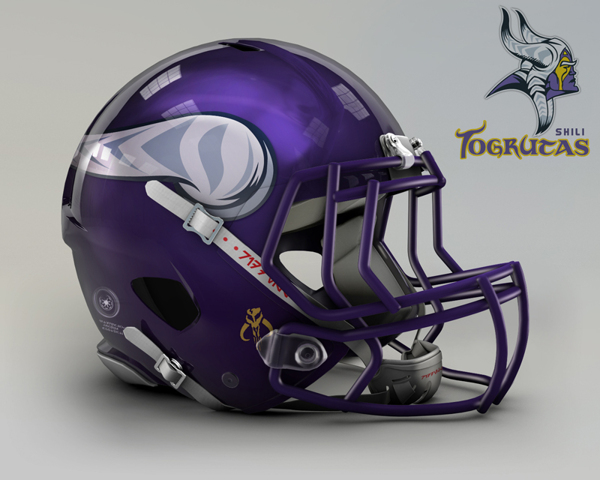 434229d53813f18c989c04a3d547b421 NFL Helmets Receive Star Wars Treatment with Mash Up